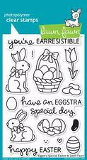 Lawn Fawn Clear Stamp Set  (15)  EGGSTRA SPECIAL EASTER LF840