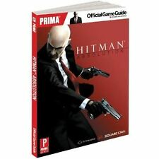 ELDORADODUJEU     GUIDE OFFICIEL HITMAN ABSOLUTION XBOX 360 PS3 PC NEUF VF