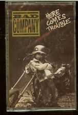 BAD COMPANY HERE COMES TROUBLE This Could Be The One How About That CASSETTE