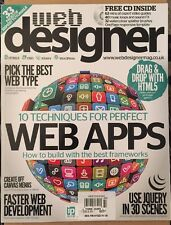 Web Designer Techniques For Perfect Web Apps Free CD #227 2014 FREE SHIPPING!