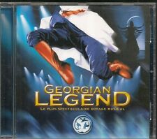 CD COMPIL 12 TITRES--GEORGIAN LEGEND / VOYAGE MUSICAL--2001