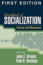 Handbook of Socialization: Theory and Research-ExLibrary