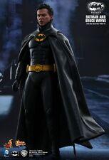 Batman Returns pack of 2 figures Movie Masterpiece 1/6 Batman & Bruce Wayne 32cm