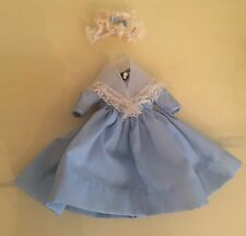 Doll Clothes United States Vintage Madame Alexander Wendy ALEX 8in Ginny 2pc