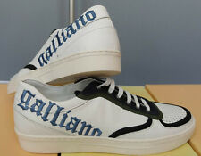 """Galliano"" men's designer sneakers size 6.5UK (40EU) - 100% leather"