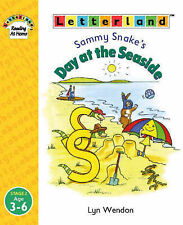 Sammy Snake's Day at the Seaside (Letterland Reading at Home) Lyn Wendon Very Go