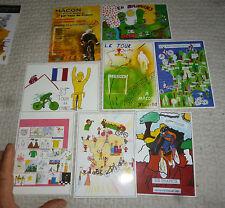 Tour de France 2002 Etape Régnié Durette - Mâcon & 7 dessins d'enfant en Rapport