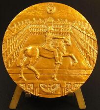 Medaille Paris Place des Vosges statue equestre de LOUIS XIII Le Marais medal