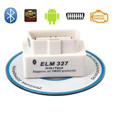 ELM327 V2.1 OBD2 II Bluetooth Diagnostic Car Auto Interface Scanner UF