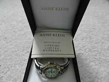 Anne Klein II H2O Quartz Ladies Watch - Water Resistant - Shows the Day and Date
