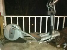 Nordic Track SpaceSaver Plus Rear Drive Elliptical Trainer