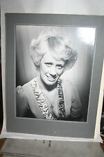 HUGE Black & White Competition Photograph Print  JEWISH GIRL 1975