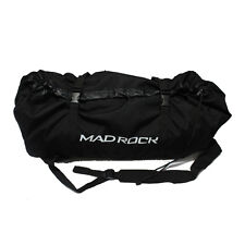 New MadRock Climbing Rope Bag Black Rock Climbing Addict Climbing Rope Bag D