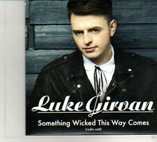(DR226) Luke Girvan, Something Wicked This Way Comes - 2012 DJ CD