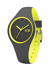 Ice-Watch DUO.AYW.S.S.16 Ice Duo Silicone Strap Grey Watch RRP £69.95