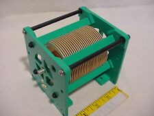 RF Inductor 20uH, Variable, Amplifier/Antenna Coupler/Tuner, 1.5KW+, Harris RF