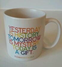 Yesterday is History, Tomorrow is Mystery, Today is a Gift Mug by Quoteablemugs