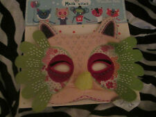 MOULIN ROTY LES MASK'OTTES SUZETTE OWL NEW ON CARD FANCY DRESS GIRLS ONE SIZE