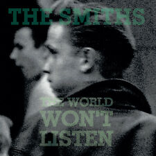 The Smiths THE WORLD WON'T LISTEN Singles & B-Sides 1985-87 Collection NEW CD