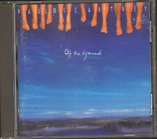 PAUL McCARTNEY Off the Ground 12 track CD NEW 28 page BOOKLET Beatles Wings