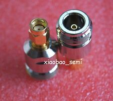 1X Adapter N female to RP.SMA jack male RF connector straight