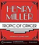 Tropic of Cancer CD, Miller, Henry, Good Book