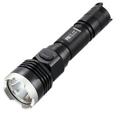 Nitecore P16 Precision 960-Lumen Long-Range LED Flashlight Tactical + Battery