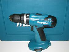 MAKITA ORIGINAL 8391D 8391DWPE BARE COMBI HAMMER DRILL & CASE  - bundle NEW!