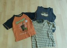 3 Shirts Jungs Gr. 98/104 - Top