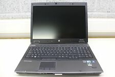HP Elitebook 8740w Mobile Workstation / Core i7 1,73GHz / 8GB / 500GB / Win7 PRO