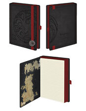 GAME OF THRONES TARGARYEN JOURNAL NOTEBOOK SCHOOL SUPPLY TV SHOW COLLEGE NOTEPAD
