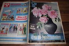 HÖR ZU # 20 -- vom 17 bis 23 5.1964 -- tolles Geburtstag-Geschenk // mit MECKI
