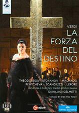 La Forza Del Destino DVD Region 1, NTSC