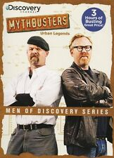 The Discovery Channel - MythBusters: Urban Legends (DVD) - NEW!!