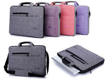 "15""15.4""15.6"" Laptop Case Oxford Notebook Sleeve Shoulder Handle Nylon Bag Cover"