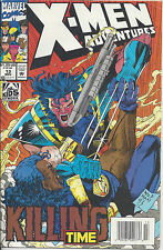 X-Men Adventures #13 - starring the Wolverine