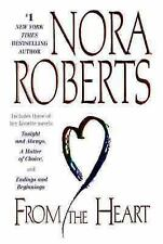 From the Heart, Roberts, Nora, Good Book