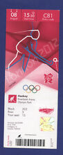 Orig.Ticket  Olympic Games LONDON 2012 - HOCKEY 1/2 Final NETHERLAND-NEW ZEALAND
