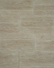 Roma Travertine | Vein Cut | 12x24 Polished Field Tile