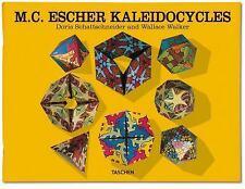 M.C. Escher, Kaleidocycles, , New Books