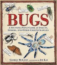 Bugs: A Stunning Pop-Up Look at Insects, Spiders, and Other Creepy-Crawlies...