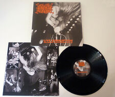 "Napalm Death ""Live Corruption"" Black Vinyl - NEW"