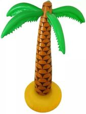 "Inflatable Palm Tree 6ft 168cm 72"" Luau Hawaiian Summer Party Quick Despatch UK"