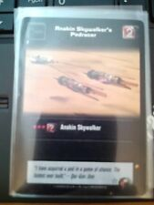 Star Wars Young Jedi TCG Menace of Darth Maul Anakin Skywalker's Podracer