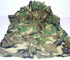 US Army Improved Rainsuit Parka Combat Coat  Woodland BDU Medium New w/ Tags
