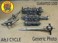 1989-1992 Suzuki GSXR 1100, Transmission, trans, engine trans, GUARANTEED