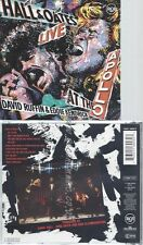 CD--HALL AND OATES--LIVE AT THE APOLLO