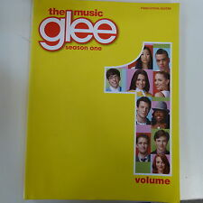 songbook GLEE the music, volume 1