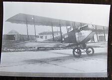 AVIATION, PHOTO AVION CAUDRON C.59 ET.2