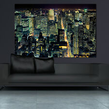 Art Decoration Decal Photo Wall Home Mural Sticker Empire State 175cm x 115cm